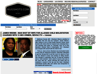 media.mugshots.com screenshot
