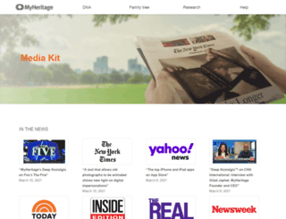 media.myheritage.com screenshot