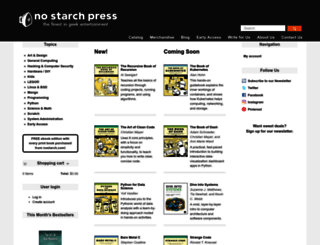 media.nostarch.com screenshot