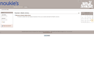 media.noukies.com screenshot