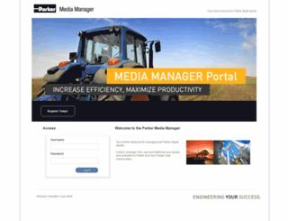 media.parker.com screenshot