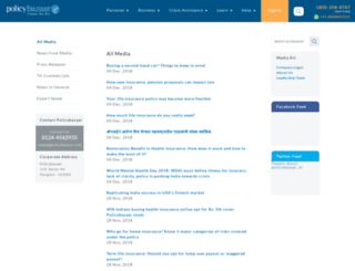 media.policybazaar.com screenshot