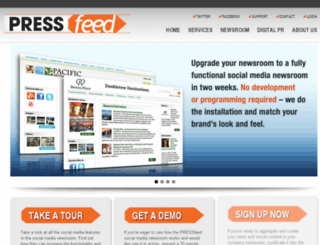 media.recordingconnection.com screenshot