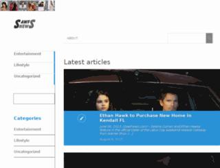 media.sawfnews.com screenshot