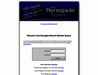 media.therenegadesystem.com screenshot