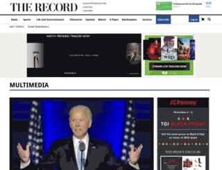 media.troyrecord.com screenshot