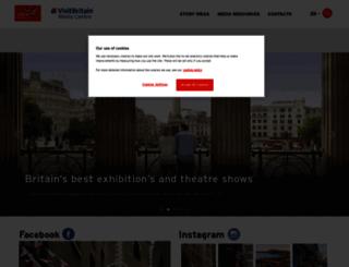 media.visitbritain.com screenshot