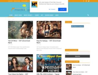 media9.pk screenshot