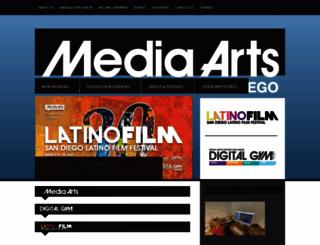 mediaartscenter.org screenshot