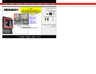 mediabank.net screenshot