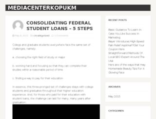 mediacenterkopukm.com screenshot