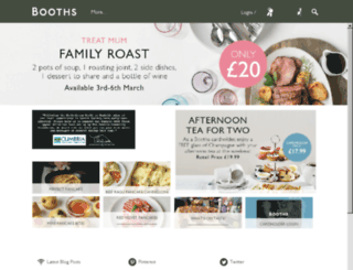 mediacityuk.booths.co.uk screenshot