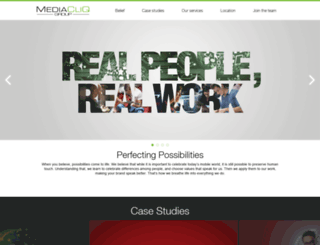mediacliq.com screenshot