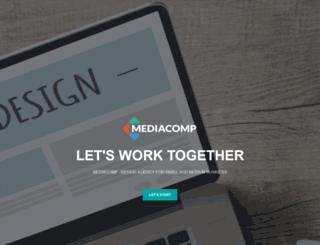mediacomp.ie screenshot