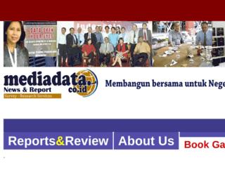 mediadata.co.id screenshot