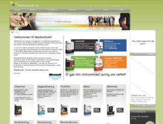 mediadirekt.dk screenshot