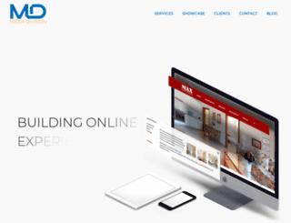 mediadivision.com screenshot