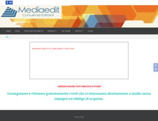 mediaedit.it screenshot