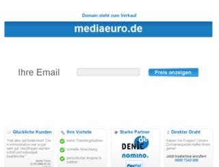 mediaeuro.de screenshot