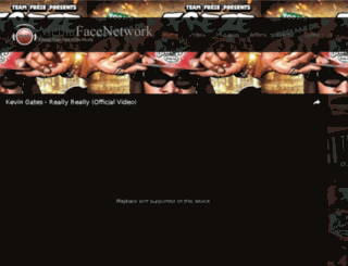 mediafacenetwork.com screenshot