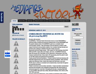 mediafire-factory.blogspot.com screenshot