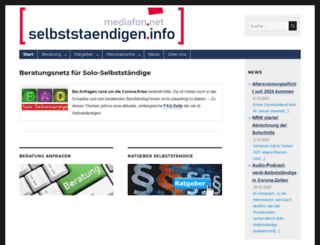mediafon.net screenshot