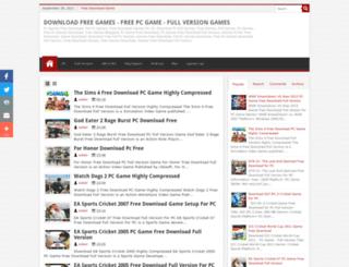 mediagamez.blogspot.com screenshot