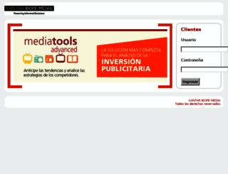 mediaguru.co.cr screenshot
