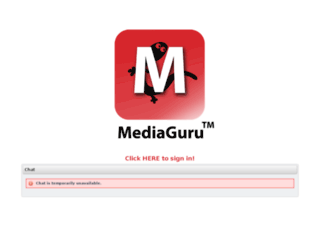 mediaguru.colmeo.se screenshot