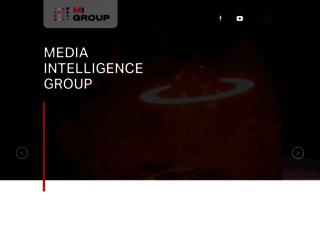 mediaintelligence.co.th screenshot