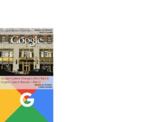 mediaispower.com screenshot