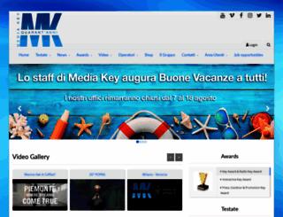 mediakey.tv screenshot