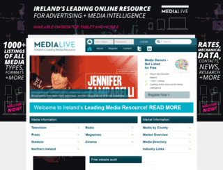 medialive2.com screenshot