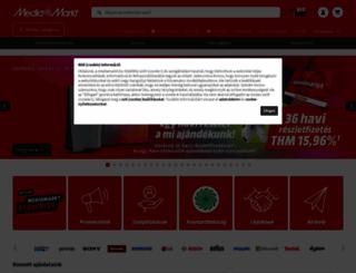 mediamarkt.hu screenshot