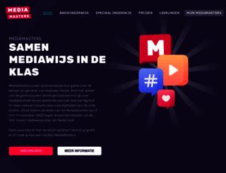 mediamasters.nl screenshot