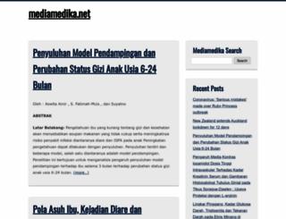 mediamedika.net screenshot