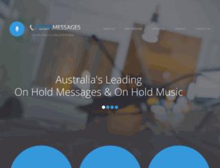 mediamessages.com.au screenshot