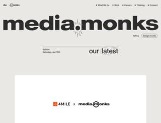 mediamonks.net screenshot