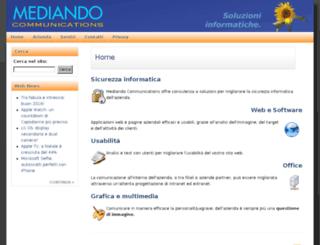 mediando.com screenshot