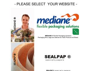 mediane-flexibles.com screenshot