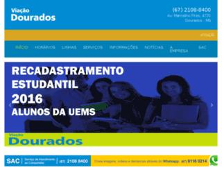 medianeiradourados.com.br screenshot