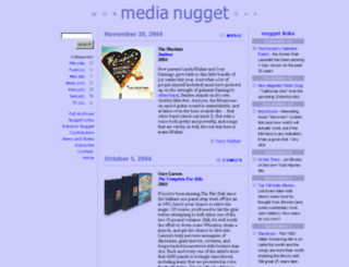 medianugget.com screenshot