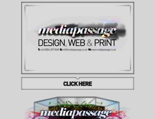 mediapassage.co.uk screenshot