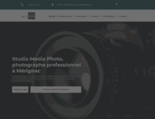 mediaphoto.fr screenshot