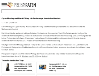 mediapiraten.de screenshot