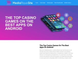 mediaplayersite.com screenshot
