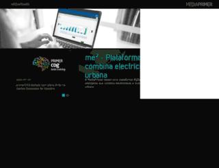 mediaprimer.pt screenshot