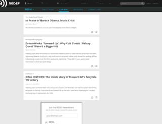 mediaredefined.com screenshot