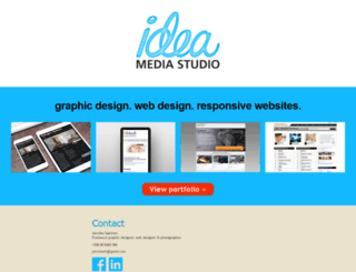 mediastudioidea.com screenshot