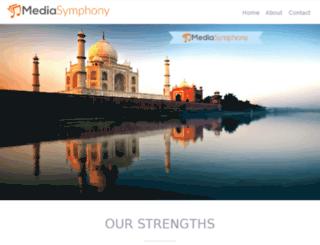 mediasymphony.com screenshot